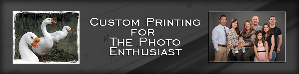 Custom Photography Printing | Houston Texas